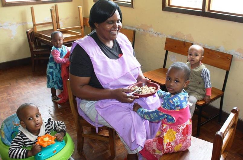 Gratitude for our local care-takers (mamas)